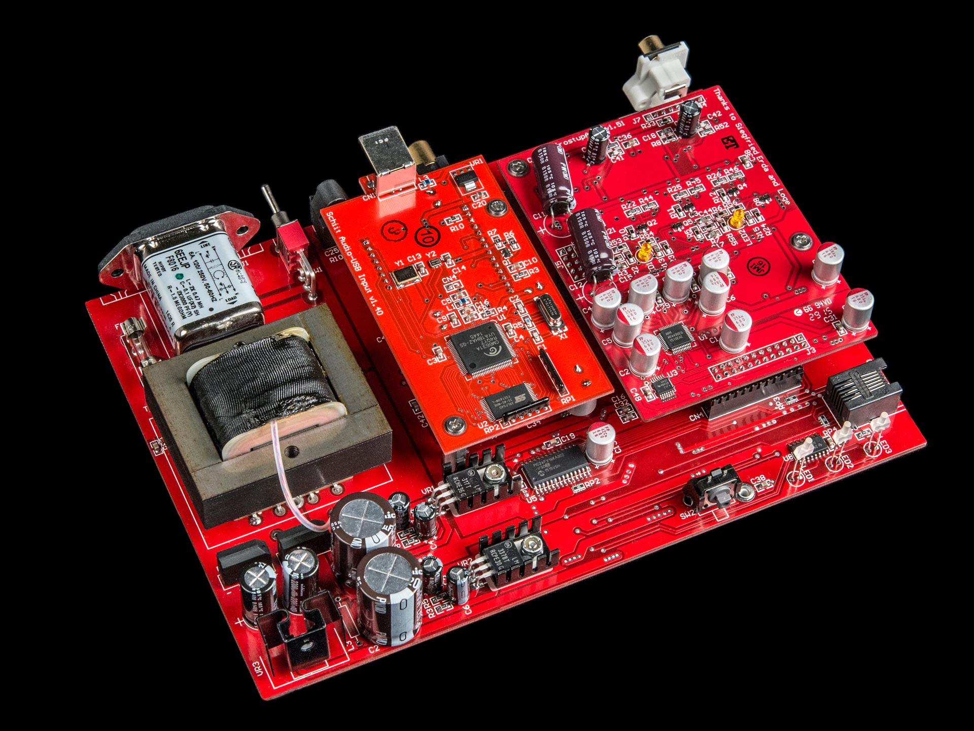 Schiit Audio Headphone Amps And Dacs Made In Usa
