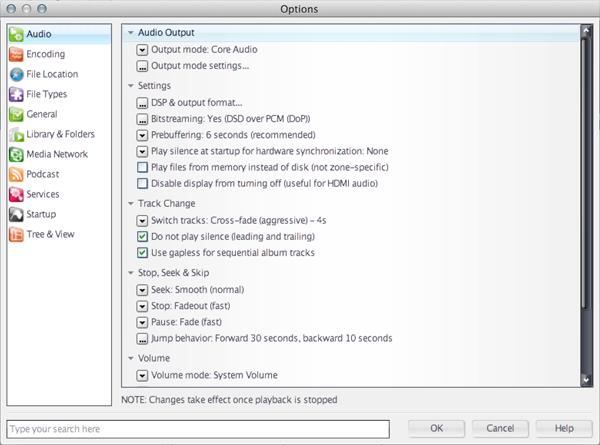 Настройка DSD - Schiit Audio